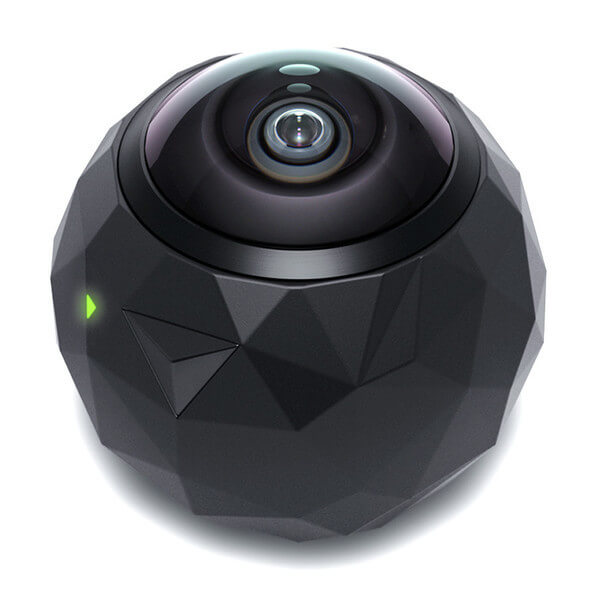 360fly Mountable 360 Degree VR Camera