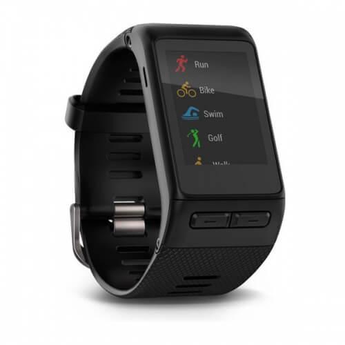 Garmin Vivoactive HR 50-Meter Water-Resistant Smartwatch
