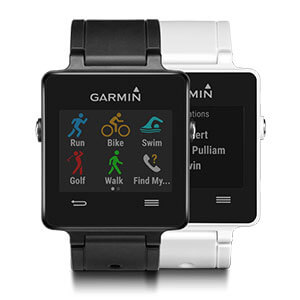 Garmin Vivoactive Best Entry-Level Garmin GPS Watch for Beginners