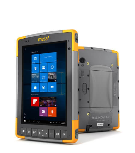 "Mesa 2 Rugged Windows 10 7"" Tablet"
