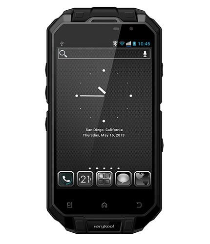 Verykool RX2 Rock Rugged Smartphone
