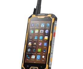 Conquest S8 Rugged and Waterproof Smartphone