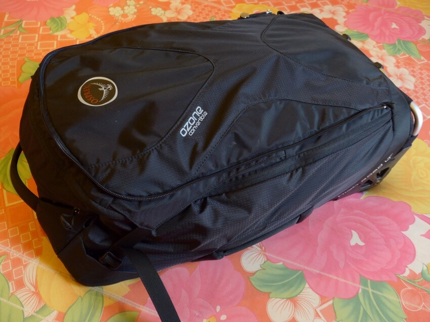 "OZONE CONVERTIBLE 50L/22"" Carry-On Bag"
