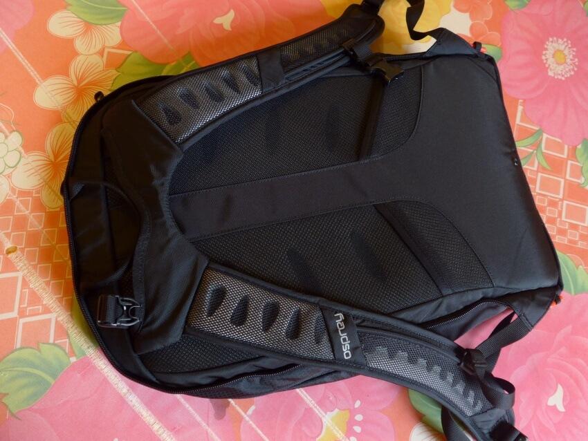 Osprey Ozone Convertible Daypack Straps