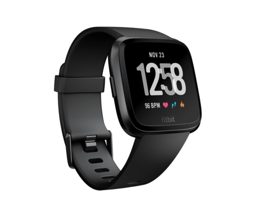 Fitbit Versa Smartwatch with 50-Meter Water Resistance