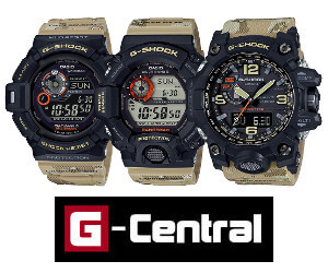 G-Central G-Shock Watch Blog