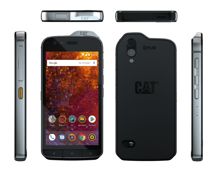 CAT S61 Rugged Smartphone
