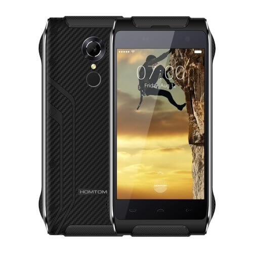 Homtom HT20 Thin Rugged and Waterproof Smartphone