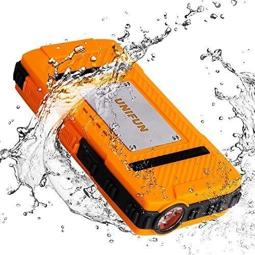 Unifun 10400mAh Rugged External Battery