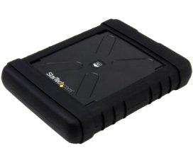 """StarTech Rugged External2.5"""" SSD Drive Enclosure"""