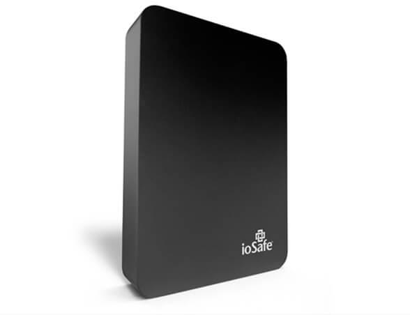 ioSafe Rugged Portable SSD