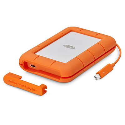 LaCie Rugged SSD Thunderbolt USB 3.0 Drive