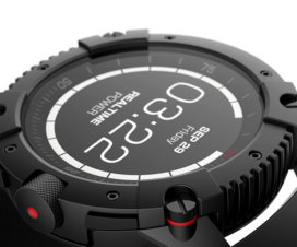 Matrix PowerWatch X with 200-meter water resistance and thermoelectric power