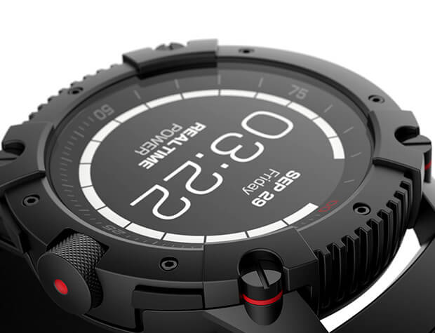 Matrix powerwatch x smartwatch with 200 meter water resistance toughgadget for Matrix powerwatch