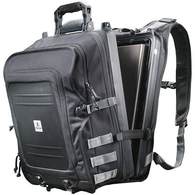 Pelican U100 Urban Backpack Waterproof and Crushproof Laptop Backpack