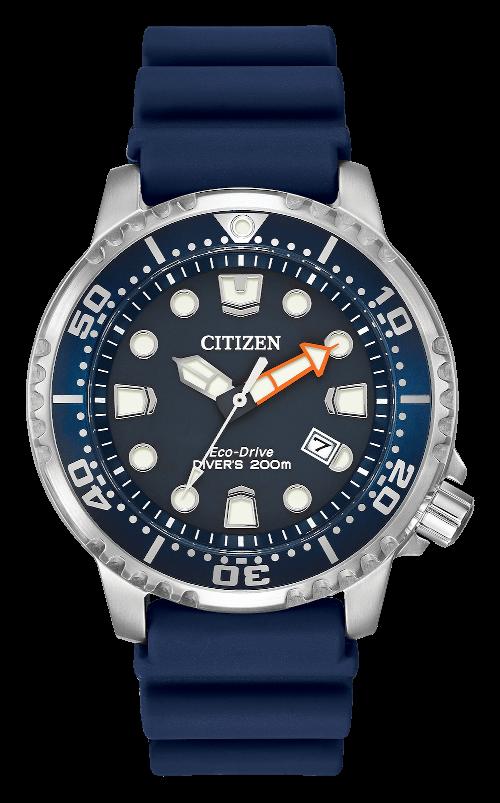 Citizen BN0151-09L Solar Dive Watch