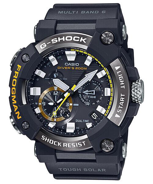 G-Shock Frogman GWFA1000 Solar Diver's 200M Watch