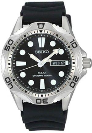 Seiko Prospex SNE107P2 ISO 200M Solar Dive Watch