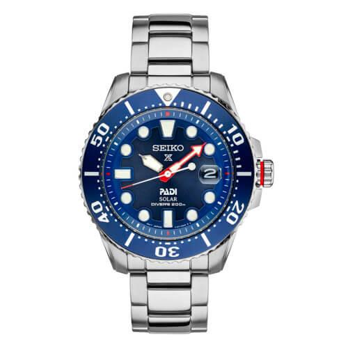 Seiko Prospex SNE435 ISO 200M Solar Dive Watch