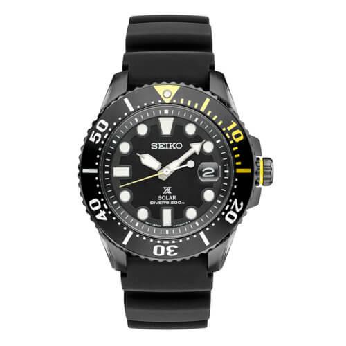 Seiko Prospex SNE441 ISO 200M Solar Dive Watch