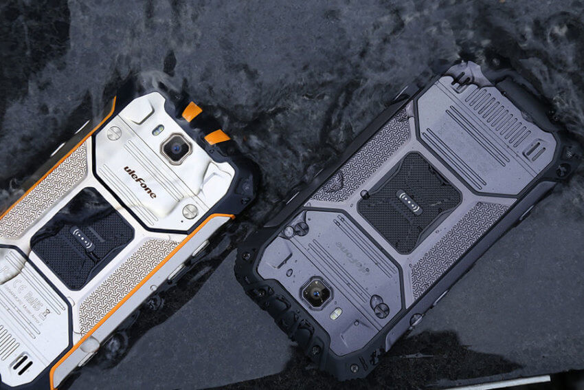 Ulefone Armor 2 Rugged Smartphone Back