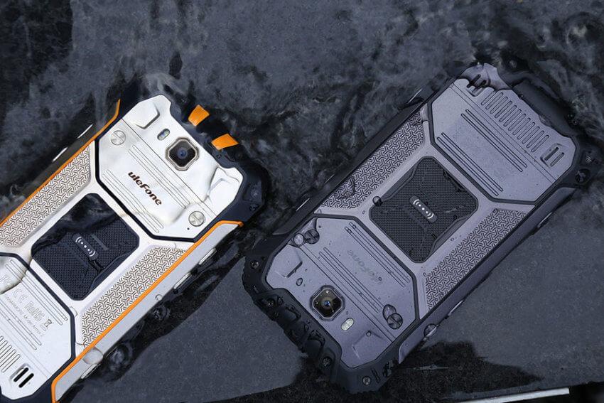 Ulefone Armor 2 Rugged Smartphone Back
