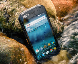CAT S41 Waterproof and Rugged Smartphone