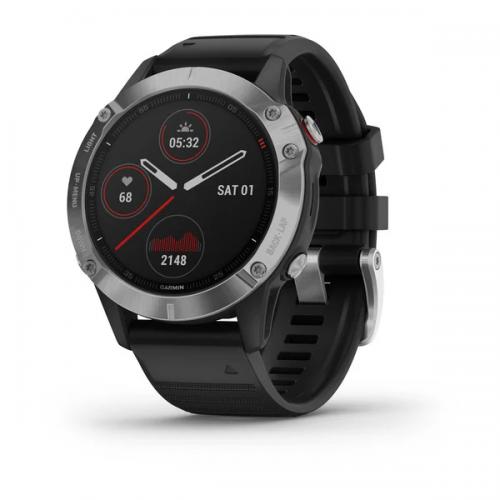 Garmin Fenix 6 Smartwatch with 100-meter Water Resistance