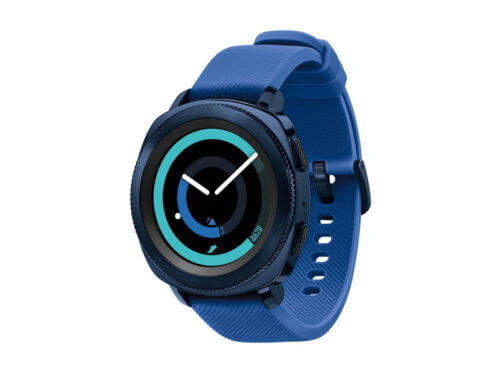 6bf21fcf1 Samsung Gear Sport Fitness Smartwatch with 50-Meter Water Resistance