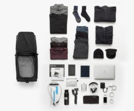 Mission Workshop Radian Travel Pack Capacity
