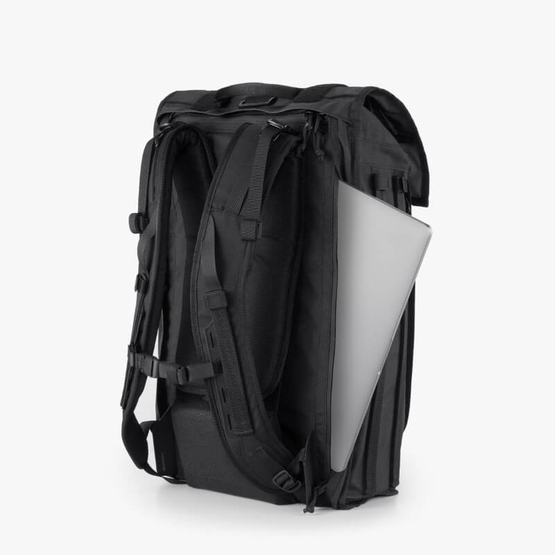 Mission Workshop Radian Travel Pack Laptop Compartment