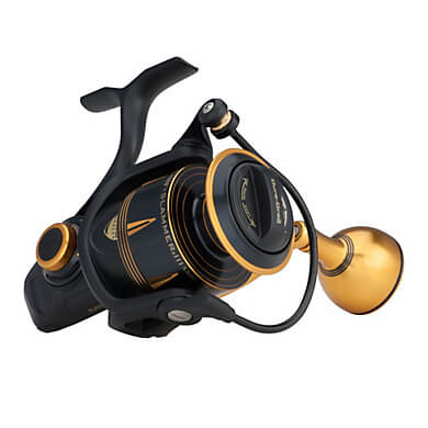 Penn Slammer III Sealed IPX6 Water-Resistant Spinning Reel