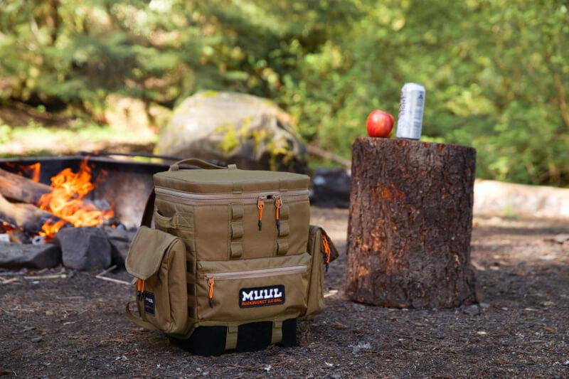Ruckbucket 5-Gallon Bucket Cooler Backpack