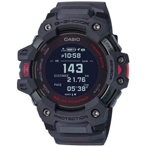 G-Shock Move GBDH1000: The most advanced G-Shock smartwatch with HR monitor, GPS, and 200-meter WR