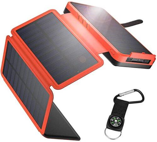 IEsafy 26800mAh Rugged Solar Charger