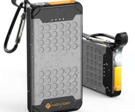 Novoo Explorer 10000mAh Powerbank USB-C PD 18W Waterproof Power Bank