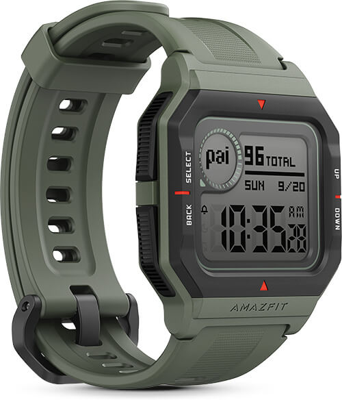Amazfit Neo with 50-Meter Water Resistance